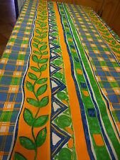 neuf ,2m,56x1,46 futur rideau ou nappe ,tissus toile épais