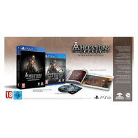Ancestors Legacy Conqueror's Edition PlayStation PS4 EU English Factory Sealed