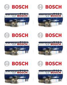 Volkswagen Rabbit Bosch Spark Plugs 7905 7905 Set of 6