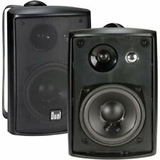 Deck Patio Stereo Component Speakers Speakers Sound System Home Multipurpose Set