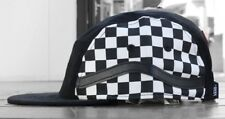 Vans SIDESTRIPE - Mens 5 Panel Hat (NEW) Checkers Checkerboard Cap FREE SHIPPING