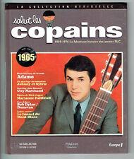SALUT LES COPAINS ADAMO Livre 1959/76 HALLYDAY FAITHFULL DYLAN DONOVAN Beatles