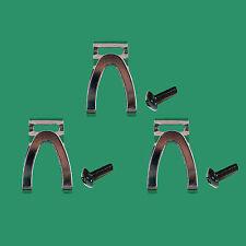 3 Belt Hooks free Screw for Makita LXT 12V 14.4V 18V battery Drill Driver Li-ion