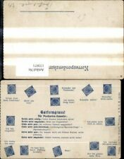 133071,Briefmarkensprache Gutferngruss Text