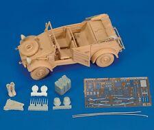 ROYAL MODEL SET DETTAGLIO GERMAN KUBELWAGEN WWII  Scala 1:35 Cod.RM173
