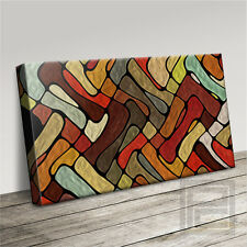 ABSTRACT ULTRA-ESPANA WONDERFULLY DECORATIVE CANVAS PRINT PICTURE Art Williams