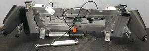 PORSCHE 911 996 CONVERTIBLE LIFT MOTOR WITH RAMS AND ECU 99658031101