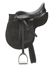 Reitsattel Sattel  für Pony 32196 Sattelset schwarz