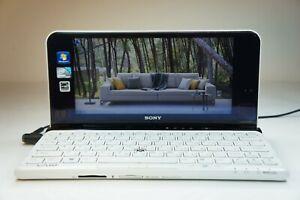 Sony Vaio P White (P11S1) Gen II Z540 Processor!
