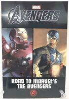 Avengers Road to Marvel's The Avengers Marvel Comics Trade Paperback TPB New