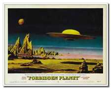 20x26inch Vintage Style Forbidden Planet UFO Silk Poster New Cool Gift