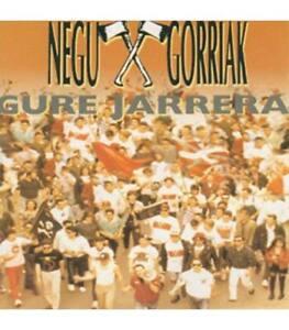 Negu Gorriak -Gure Jarrera (2 LP) reserva 14-05-2021 rock metal-barricada-leize