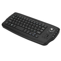 Mini 2.4Ghz Wireless QWERTY 79 Key Keyboard For Android Smart TV Box PC USB A7V9