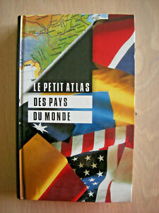 petit atlas des pays du monde de poche