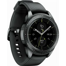Samsung Galaxy Watch SM-R815 42mm Midnight Black Case Classic Buckle Onyx Black