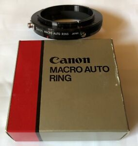 Canon Macro Auto Ring for FD/FL Lens