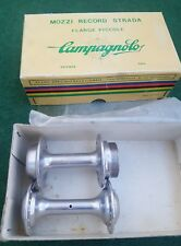 Campagnolo Record Strada Hubs Sheel French Thread 32h,.colnago.masi.tommasini