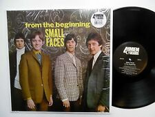 SMALL FACES From the beginning LP Reissue 1960s Rock  sm5
