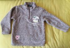 MICKY MAUS Toll kuschliger DISNEY Fleecepullover Pullover Pulli Fleece Gr.128