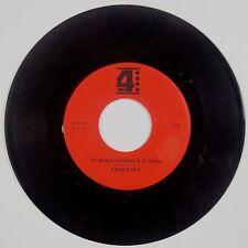 FAUSTO REY: Te Haber Ganado O Te Perdi 70s Latin Ballad 45 VG++