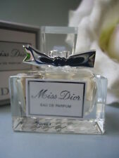 Dior Gift Wrapped MISS DIOR 5ml EDP 5ml Beautiful Modern Miniature New Mint Box