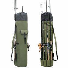 Fishing Bag Fishing Rod Reel Case Carrier Holder Fishing Pole Storage Bags Fi.