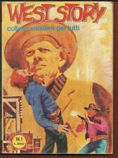 WEST STORY  1 FURIA SCATENATA 1974