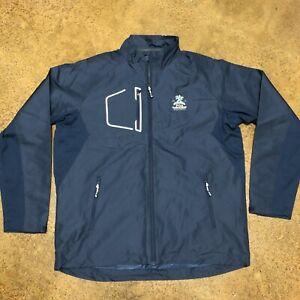 Sunice 2018 PGA Championship Bellerive Full Zip Jacket Navy L