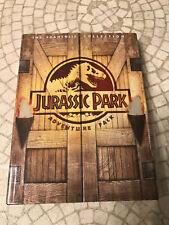 New ListingJurassic Park Adventure Pack The Franchise Collection - Dvd 2005 (3-Disc Set)
