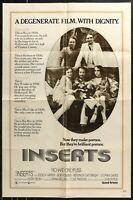INSERTS  Richard Dreyfuss ORIGINAL 1976  1-SHEET MOVIE POSTER  27 x 41
