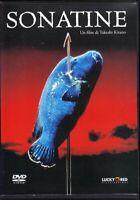 Sonatine di Takeshi Kitano (DVD - Nuovo Editoriale) Italiano