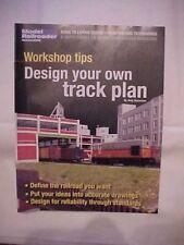 MODEL RAILROADER MAGAZINE: WORKSHOP TIPS Design your own Track Plan