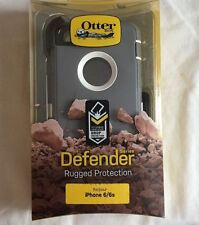 OtterBox DEFENDER iPhone 6/6s Case - Retail Packaging - GLACIER