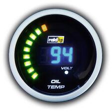 Raid Hp Nightflight Digital Öltemperatur Anzeige/Zusatzinstrument LED Blau