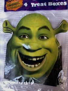 Shrek Treat Boxes