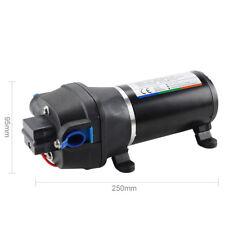 High Pressure 280GPH Submersible 12V Inline Water Pump