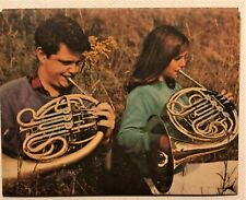 Polaroid Copy Service Print Mail In Order Form Color Enlargement French Horns