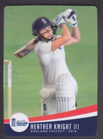 Tap N Play - England Cricket 2018 - Base # 43 Heather Knight - Western Storm