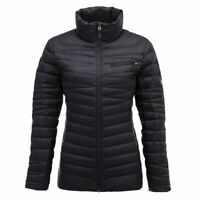 Spyder Women's Timeless Down Jacket Black/Alloy S