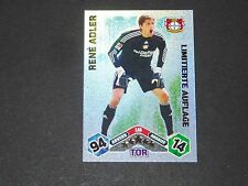 ADLER LIMITED BAYER LEVERKUSEN TOPPS ATTAX PANINI FOOTBALL BUNDESLIGA 2010-2011