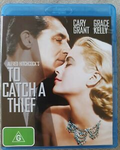 To Catch A Thief by Alfred Hitchcock(Blu-ray)