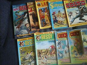 bessy-silberpfeil-lasso usw. 20 comic