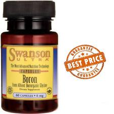 Boron from Albion Boroganic Glycine 6 mg x 60 Capsules - 24HR DISPATCH