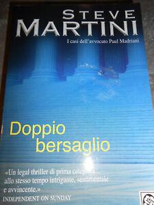 LIBRO: DOPPIO BERSAGLIO - STEVE MARTINI - TEA