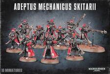 Warhammer 40K Adeptus Mechanicus Skitarii Rangers or Vanguard 10