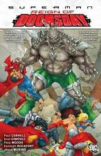 Superman Reign Of Doomsday Hc (Superman Limited Gns (DC Comics R))-ExLibrary