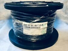 1000 ft Belden 6500pe Cable spool Audio Mic Communication Shielded New Free Ship