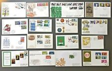 GB Interesting Collection of  FDCs X 74