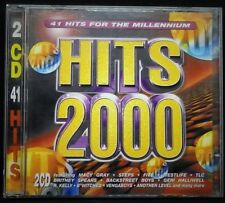 Hits 2000 2 CD Compilation Album,Macy Gray,Basement Jaxx,Eiffel 6- Fast Free P&P