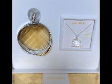 Elizabeth Arden Untold Perfume Gift set NEW! With SWAROVSKI Necklace